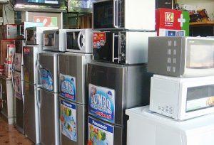 mua đồ điện lạnh cũ giá cao