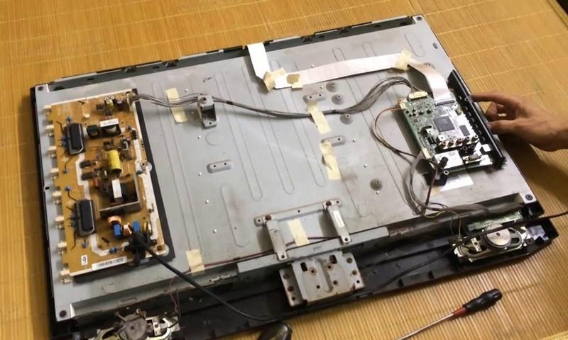 Sửa tivi Toshiba tại Hà Nội giá rẻ