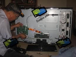 Sửa tivi LCD bị trắng màn hình chuyên nghiệp ở hà nội