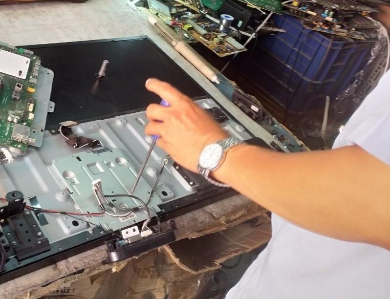 Sửa tivi Sharp tại Hà Nội