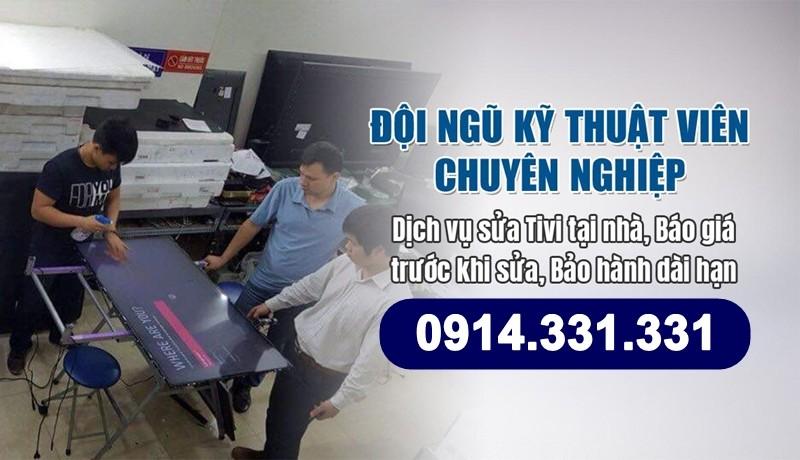 Sửa tivi ở đâu tốt nhất tại Hà Nội