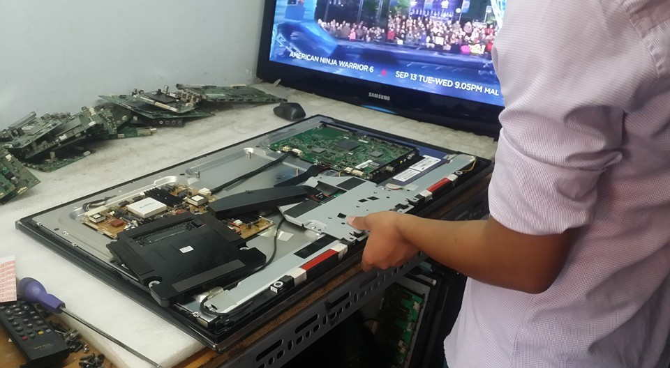 Sửa tivi ở đâu tốt nhất tại Hà Nội?