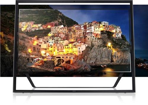 Tivi Ultra HD của Samsung có giá đắt nhất Việt Nam