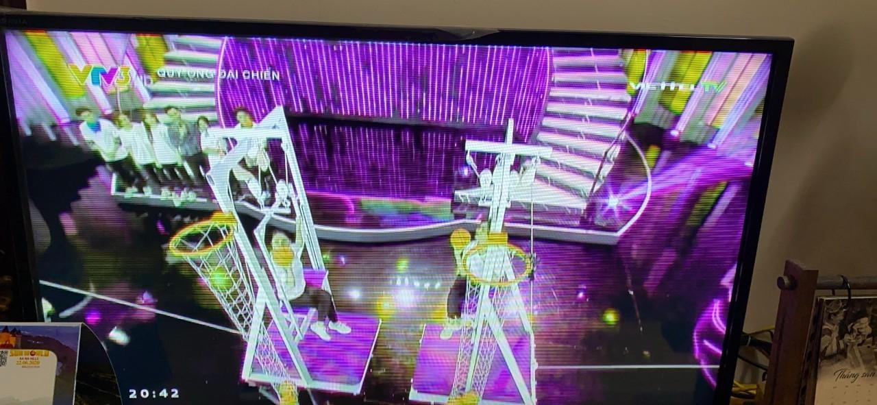 Hỏng panel tivi sony 40r452
