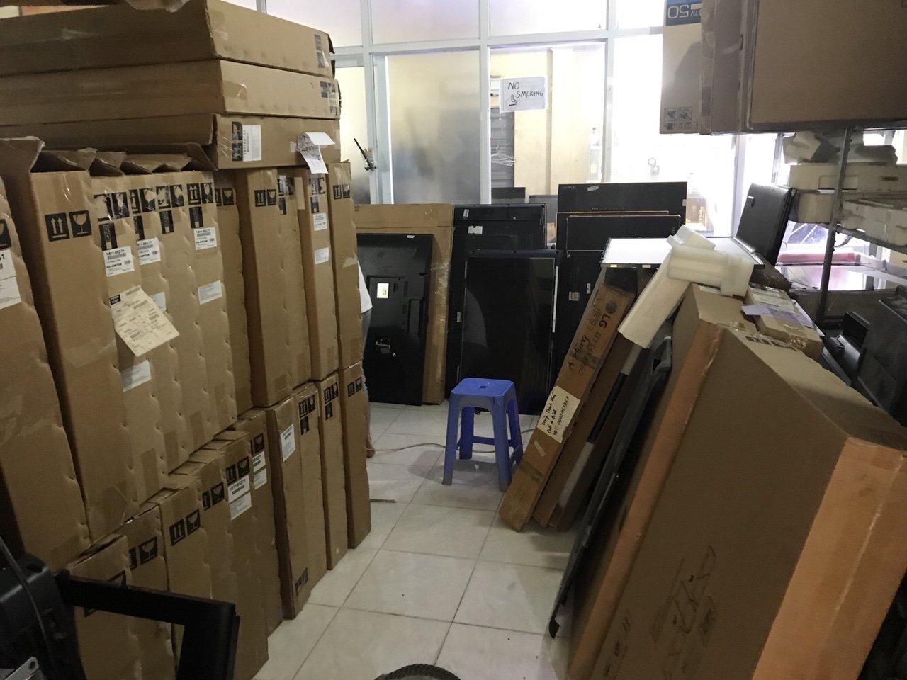 Sửa tivi tại nhà Hà Đông