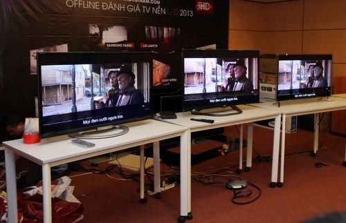 Cuộc so tài của các dòng TV LED thế hệ mới ở Việt Nam