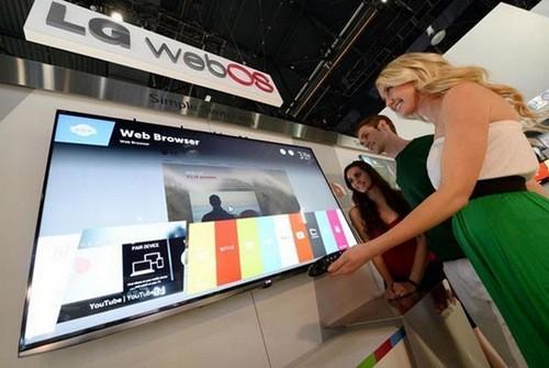 LG hồi sinh hệ điều hành WebOS bằng Smart TV