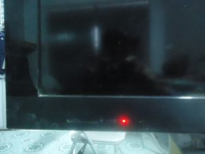 Sửa tivi sony lỗi nháy 5 đèn đỏ
