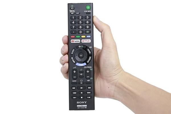 Sửa điều khiển tivi bị liệt nút ngay tại nhà