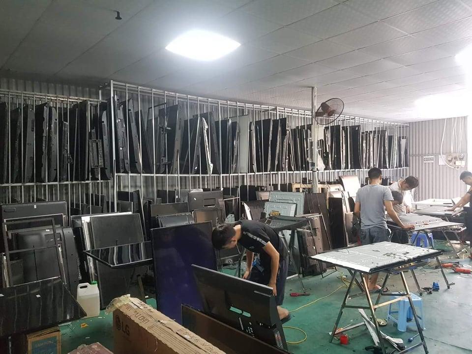 Sửa tivi khu Ngoại Giao Đoàn, sửa tivi Võ Trí Công, sửa chữa tivi Nguyễn Hoàng Tôn