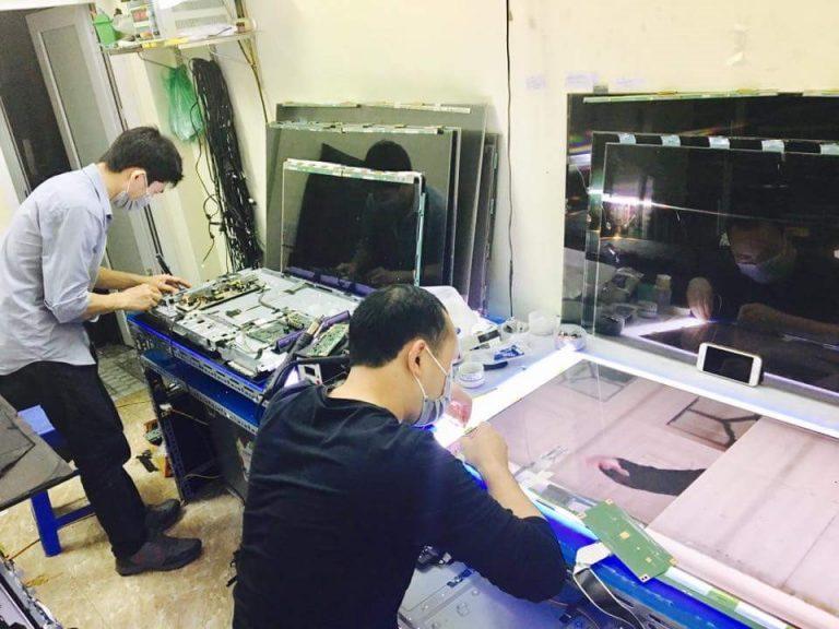 Sửa tivi khu Ngoại Giao Đoàn, sửa tivi Võ Trí Công, sửa tivi Nguyễn Hoàng Tôn