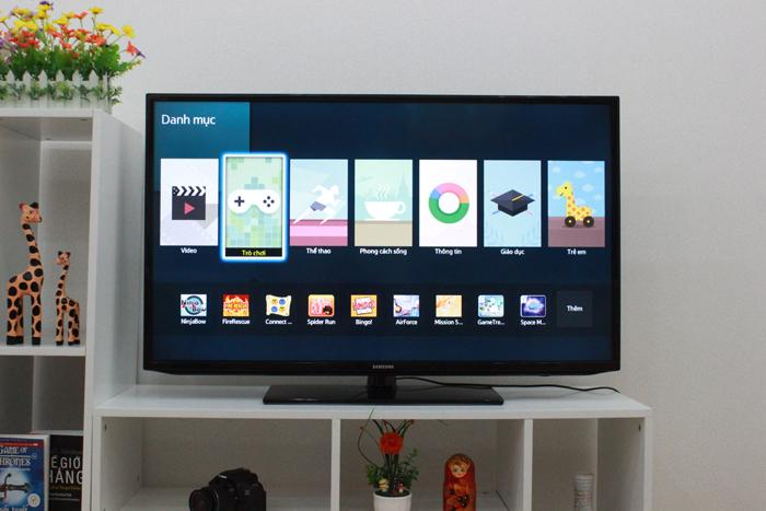 Ti vi không thể kết nối mạng Internet bằng cáp LAN (hay WIFI). Làm thế nào để khắc phục? http://suativi.info/