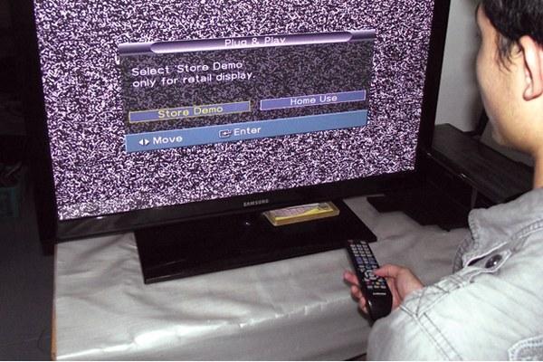 Hướng dẫn cách sửa tivi có tiếng nói mà không có hình
