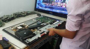 sửa chữa tivi