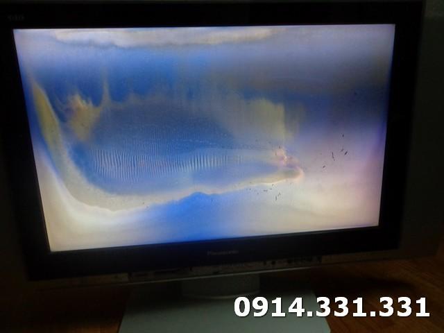 Nguyên nhân và cách sửa màn hình tivi LCD bị rộp