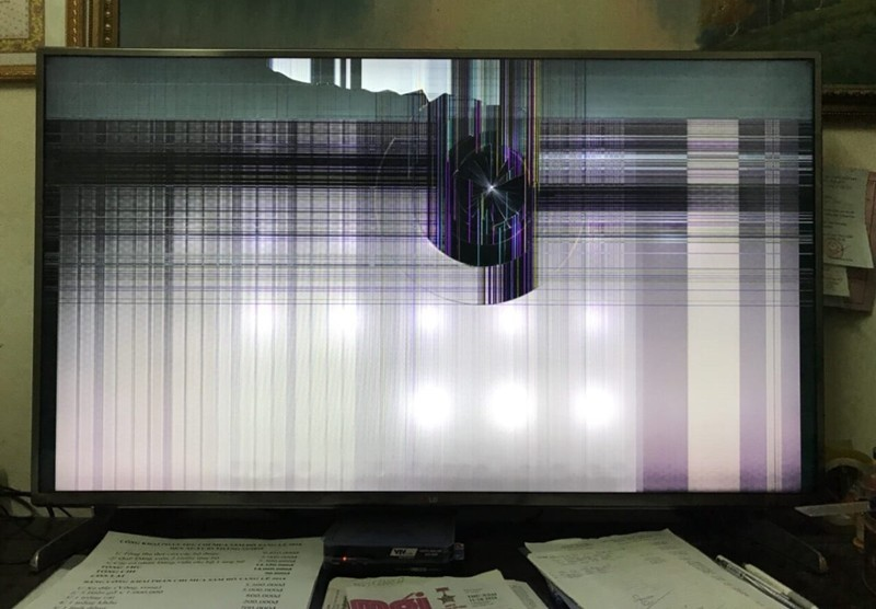 Thu mua tivi cũ