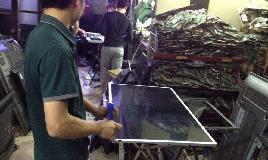Sửa tivi LED chuyên nghiệp Hà Nội với thợ sửa tivi tay nghề cao