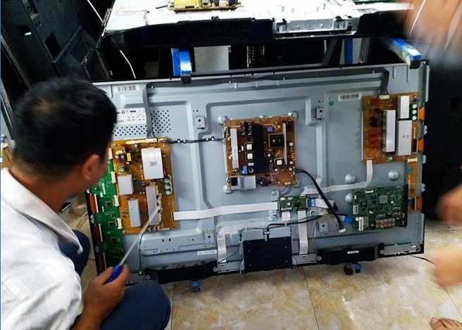 Sửa tivi tại Nguyễn Thái Học, sửa tivi Hoàng Diệu, sửa tivi Cửa Nam