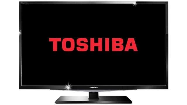 Chuyên sửa chữa tivi Toshiba