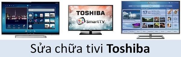 Chuyên sửa tivi Toshiba