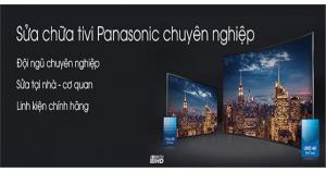 Trung tâm sửa tivi Panasonic