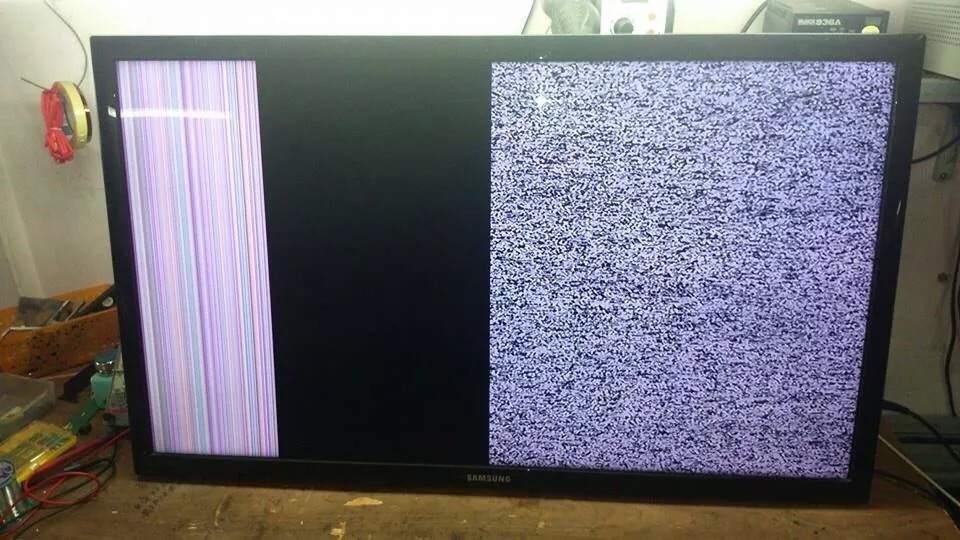 Giá sửa tivi bị kẻ ngang, kẻ dọc màn hình, thợ chuyên nghiêp