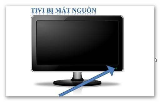 Nguyên nhân tivi có tiếng không có hình cách sửa chữa