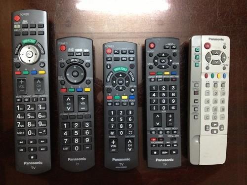 điều khiển tivi
