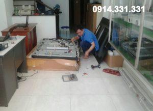 Giá sửa tivi hỏng cao áp tại nhà Hà Nội