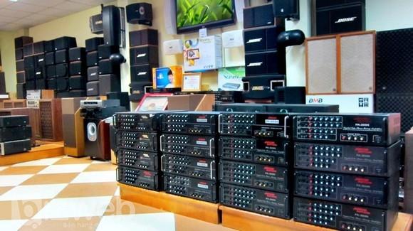 Thu mua đồ điện tử cũ hỏng giá cao, mua tivi, loa, amply, dàn âm thanh