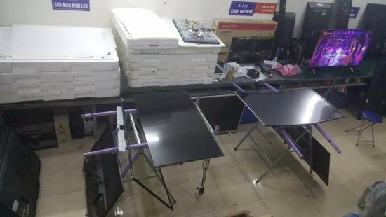 Thay màn hình tivi LG giá rẻ tại Hà Nội, có bảo hành dài hạn