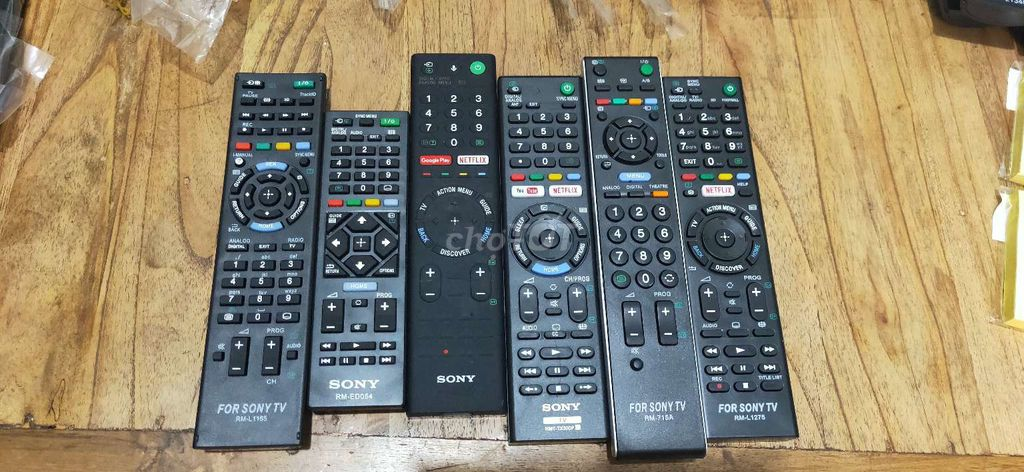 bán điều khiển tivi