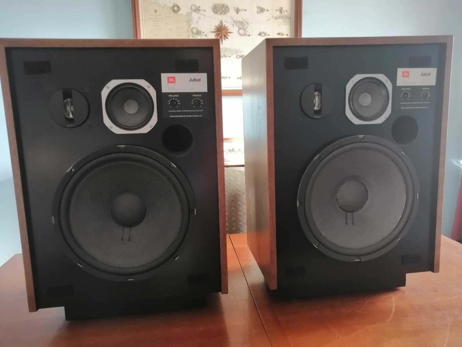 mua loa cũ, JBL L 65 Jubal Free Standing Loudspeaker System