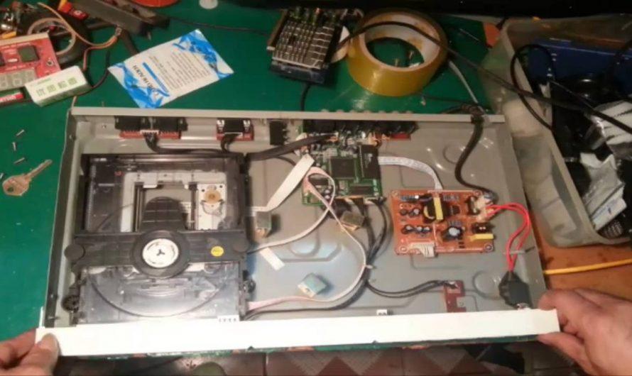 Sửa đầu đĩa CD, DVD chuyên nghiệp tại hà nội, thợ giỏi