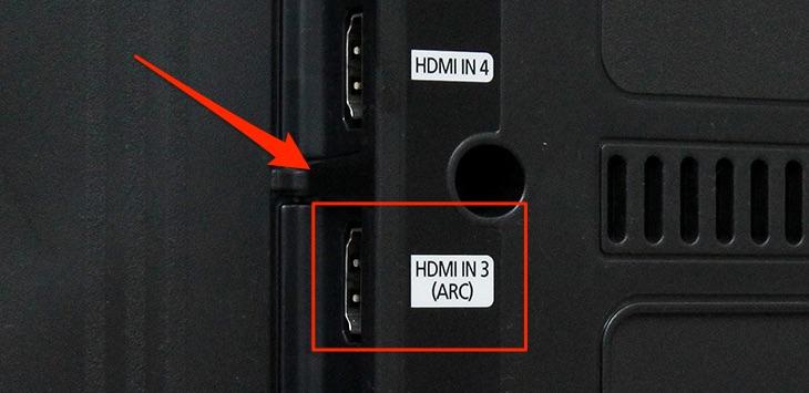 kiểm tra dây kết nối HDMI