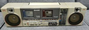 Thu mua đài radio cassette cũ
