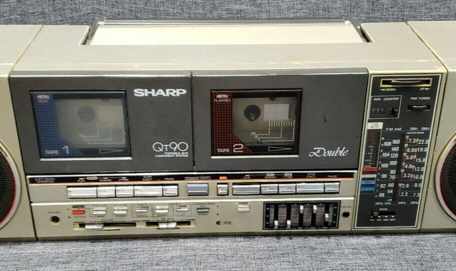 Thu mua đài radio cassette cũ hỏng giá cao tại Hà Nội