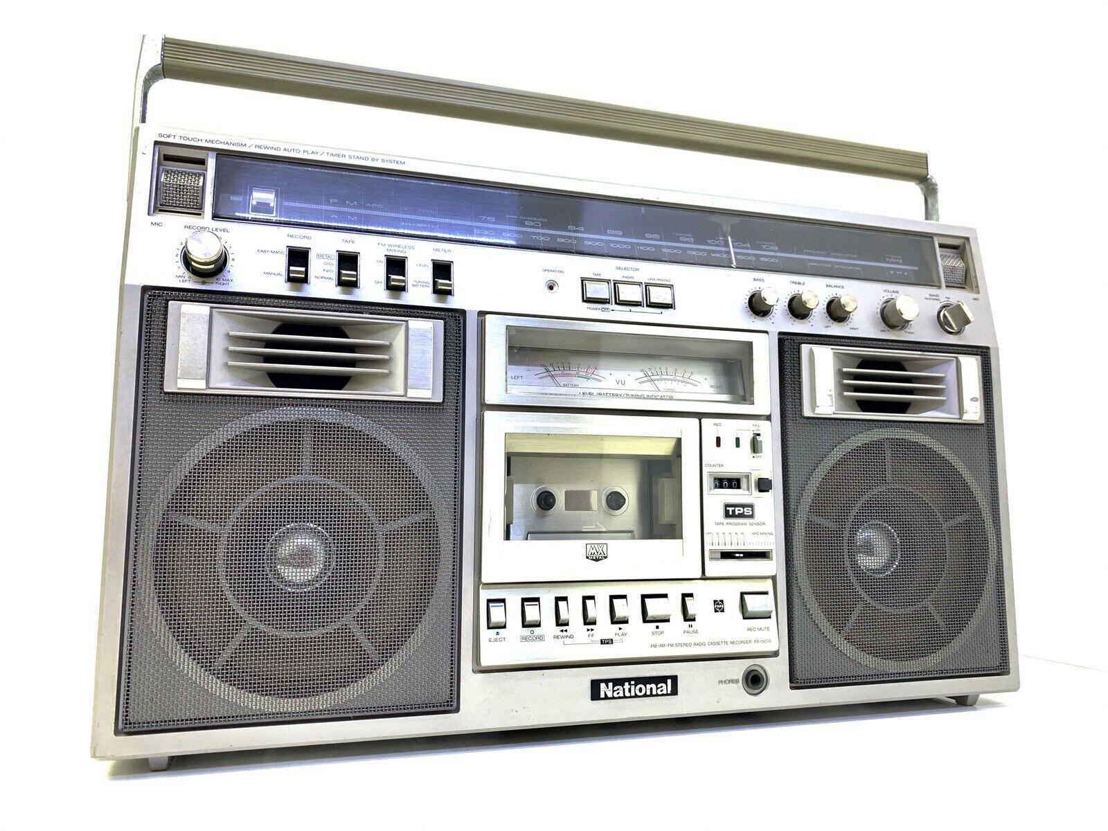 mua đài radio cassette cũ