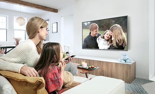 Tivi là thiết bị quen thuộc trong cuộc sống hằng ngày.